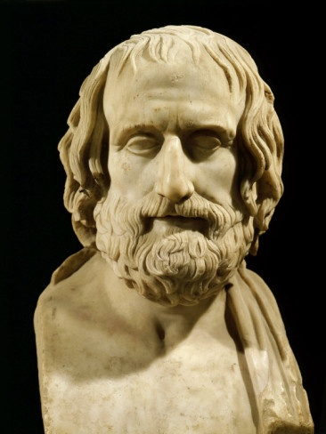 Euripides, 484-406 BC Greek playwright Read The Bacchae before you call me a pretentious asshole. It's an intellectual soap opera.