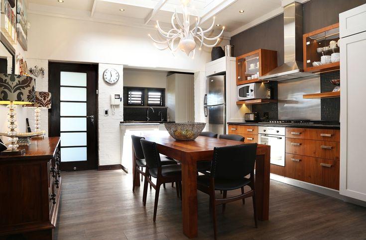 Chiappini Street: Dining Room. FIREFLYvillas, Hermanus, 7200 @fireflyvillas ,bookings@fireflyvillas.com,  #ChiappiniStreet #FIREFLYvillas #HermanusAccommodation