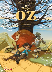 Tunué » Il mago di Oz