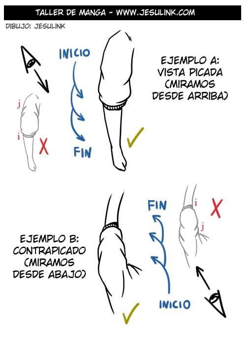 Cómo dibujar ropa y pliegues - Jesulink.com | patrones ...