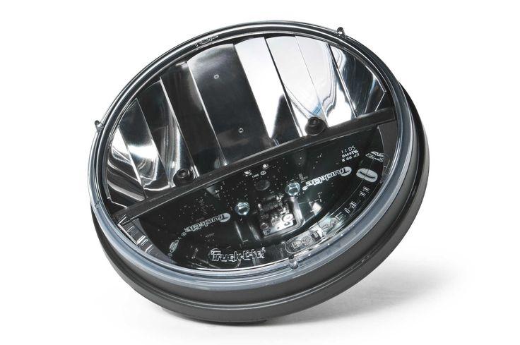 Truck-Lite LED Headlight Kit for 07-16 Jeep® Wrangler & Wrangler Unlimited JK | Quadratec