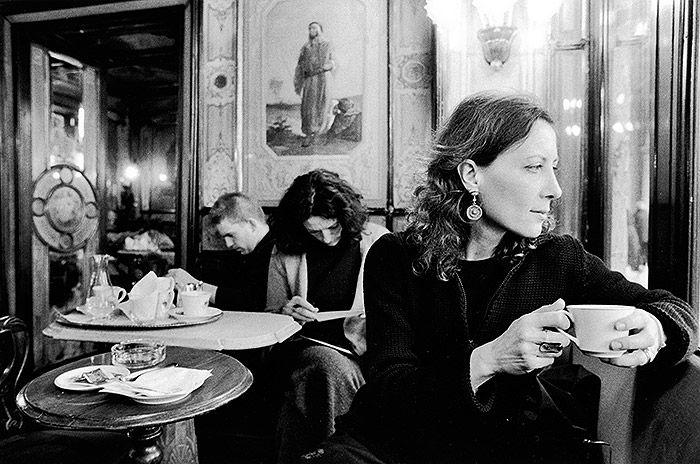 Photo by Gianni Berengo Gardin | Caffè #Florian