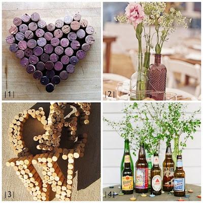love!Cork Projects, Shower, Corks Letters, Beer Bottles, Cork Crafts, Corks Ideas, Corks Heart, Corks Crafts, Corks Projects
