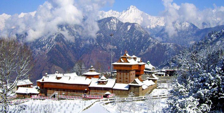 Bhimakali #Temple Sarahan, Himachal Pradesh #Kasol #Himachal #Travel