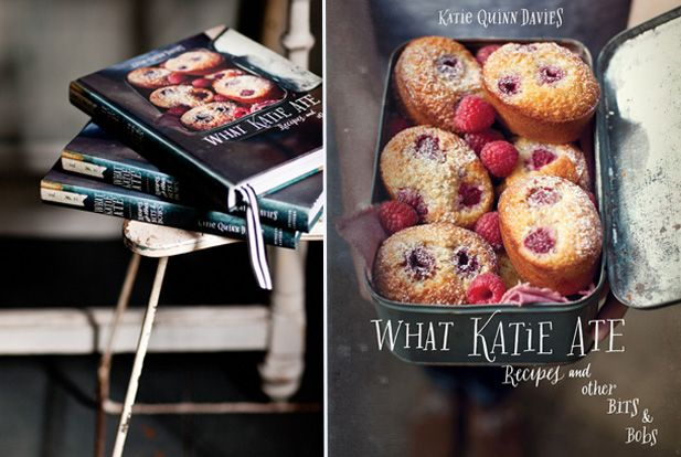 A jazzy recipe book by Katie Quinn Davies