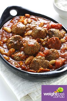 Mexican+Meatballs.+#HealthyRecipes+#DietRecipes+#WeightLossRecipes+weightloss.com.au