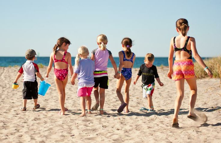 Kids fun @ the beach http://www.mandalayresort.com.au/