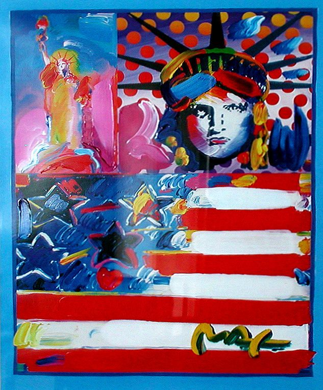 the life and arts of american artist peter max Peter on the cover of life magazine, 1969  peter max is one of the rare artists  who have had uncommon success in both fine art as well as art.