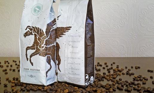 Dark Matter Coffee | The Inspiration Room