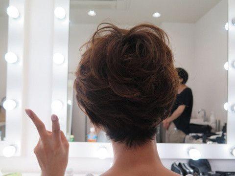 林本レポート 田丸さん髪型 の画像|田丸麻紀オフィシャルブログ Powered by Ameba