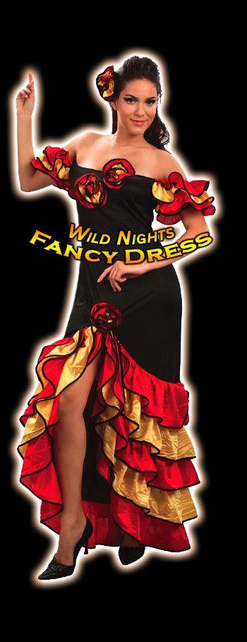 bRAZILLIAN ATTIRE | FANCY DRESS COSTUME - FUN CARNIVAL ...