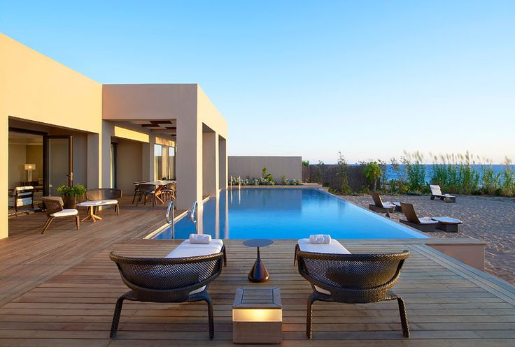 The Romanos, a Luxury Collection Resort, Costa Navarino - Villas Ithomi and Sapientza - Infinity Pool