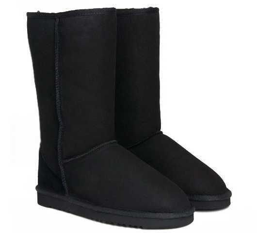 ugg, Black Classic Tall UGG Boots