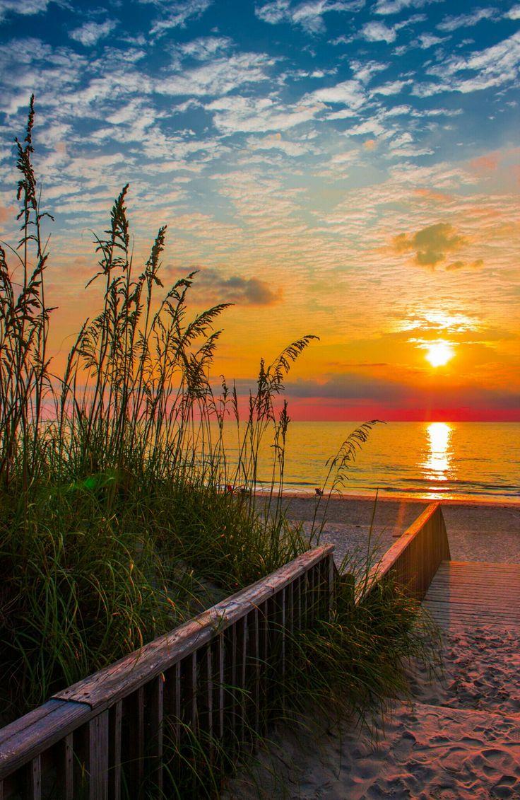 ~~OBX Rise and Shine   sunrise, Outer Banks, North Carolina   by Tyler Peedin~~