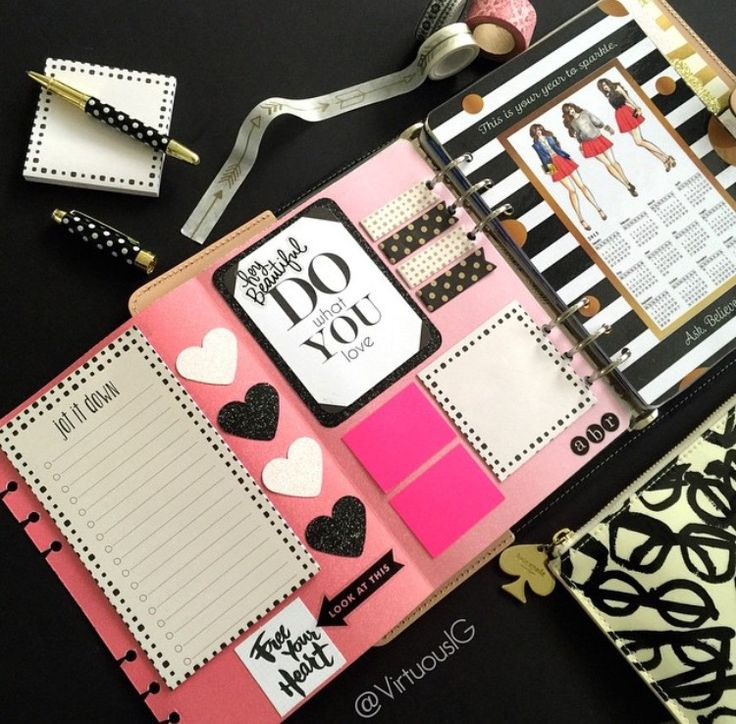 Credit To The Fabulous Virtuous1g Precious Planners