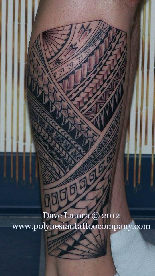 polynesian leg tattoo kakau pinterest. Black Bedroom Furniture Sets. Home Design Ideas