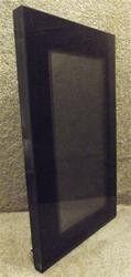 58001022 58001166 Maytag Black Microwave Oven Door