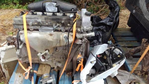 2006 Chevy trailblazer engine – auto parts – by owner