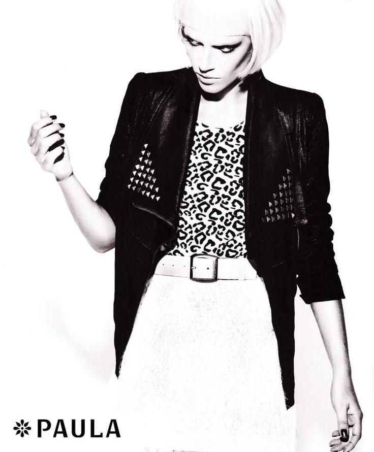 Sweater animal print (cód.41630) MOR. En producción Especial Moda Revista Paula (Marzo 2013)