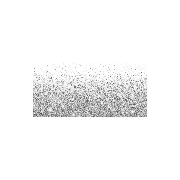 Silver Glitter Background Vector Liked On Polyvore