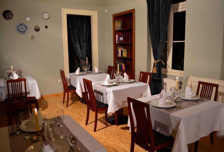 Εστιατόριο Μουσείου Ελληνικής Γαστρονομίας