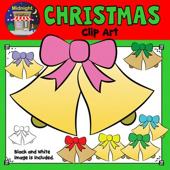 This Christmas clip art packet includes a Christmas bell in seven colors, together with the black and white image. All images are saved as .png files in 300 dpi for clear, crisp images.***************************************************************************You might also like:Lifetime Access Bundle, where you will have immediate, full lifetime access to all the clip art in my TpT store.***************************************************************************You may use these images for…