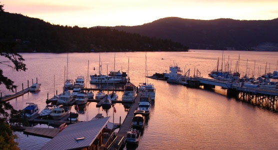 Hotel in Victoria, BC | Brentwood Bay Resort and Spa
