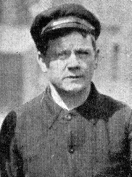 *GEORGE FRANCIS MC GOUGH~He was rescued in lifeboat 9 and took charge of the tiller. Second class passenger.