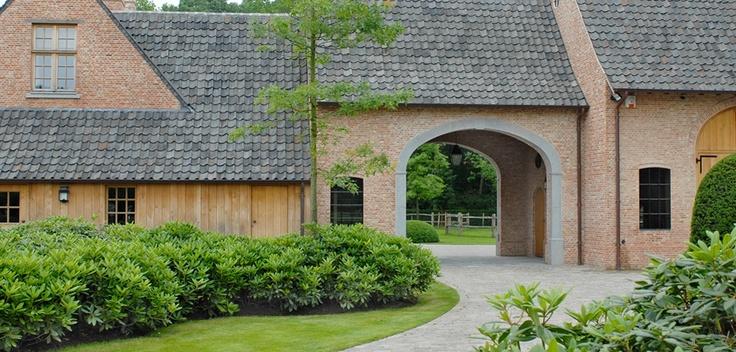 Projecten • Stijn Cornilly   Landschaps- en tuinarchitectuur