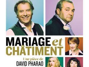 Au théâtre Hébertot Mariage et Châtiment (critique) • Hellocoton.fr