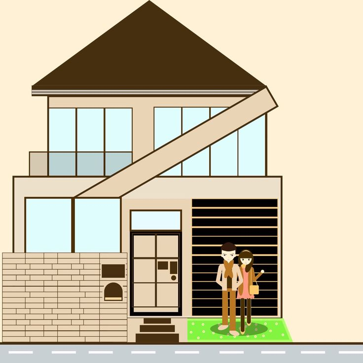 TaYuCa Vector Illustrations — TaYuCa Lovely house design   Finally done with...