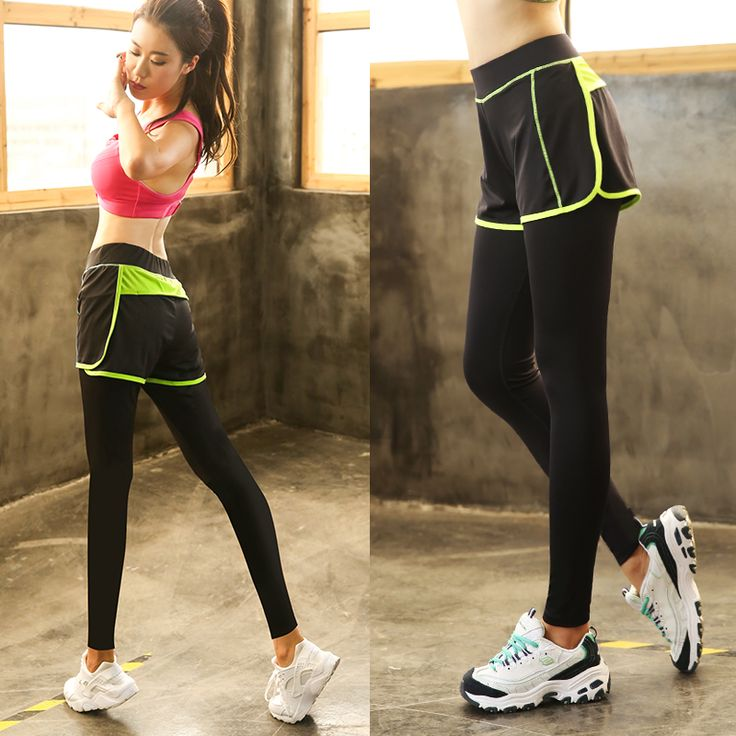 Plus size Women Sport Leggings Elastic Patchwork Pants for Running Gym Fitness Dry Quick Workout Capris pantalones mujer 3xl 4xl