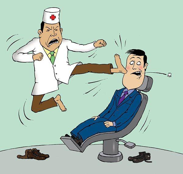 Стоматология картинки приколы