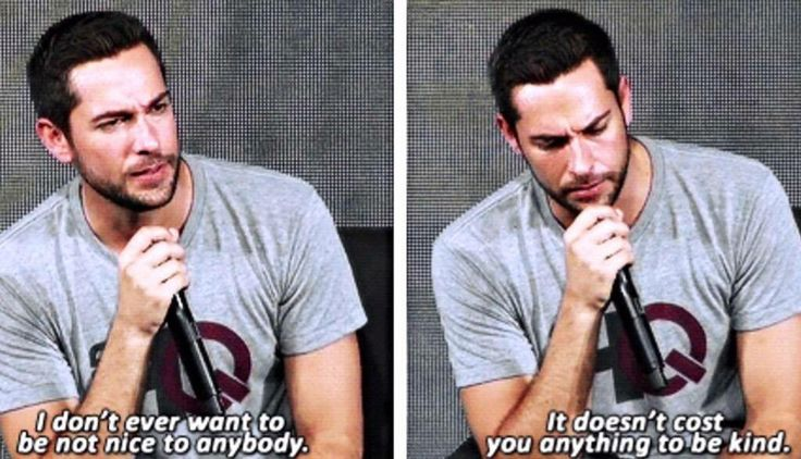 This is why I love Zachary Levi