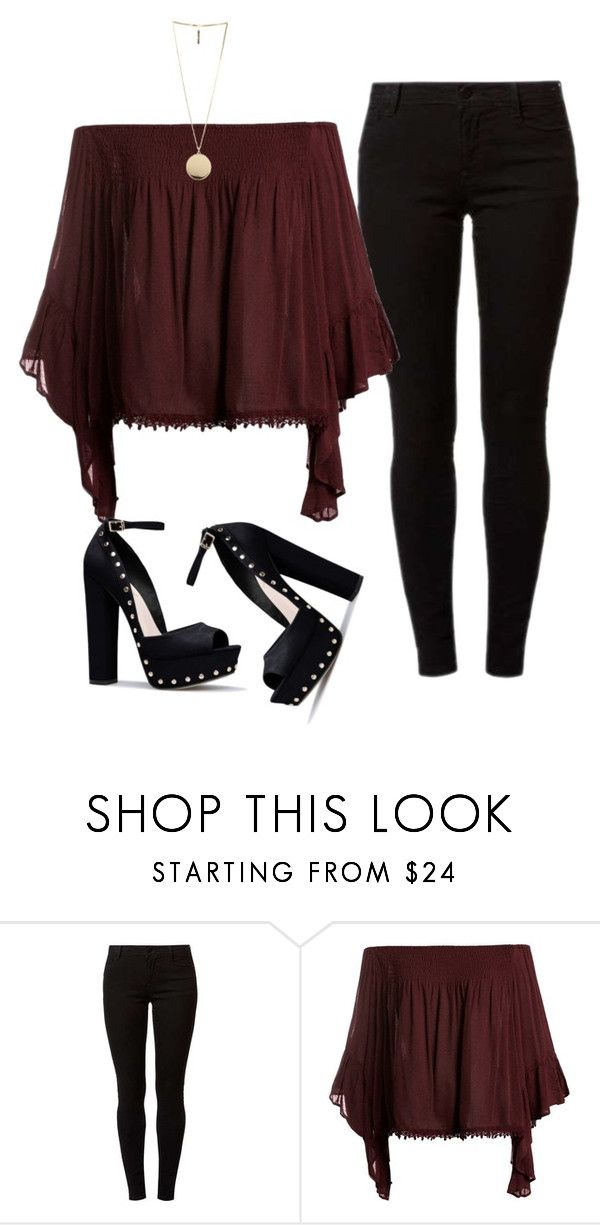 """""""Show Your Style #39"""" by ella178 ❤ liked on Polyvore featuring Dorothy Perkins, Sans Souci, Givenchy, stylish and offshoulder"""