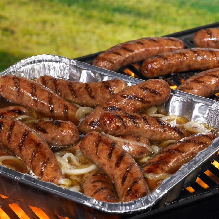 Johnsonville Brat Hot Tub Recipe -From the Kitchen at Johnsonville Sausage