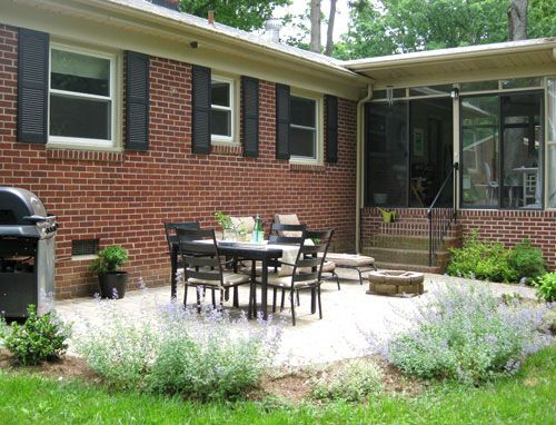 9 best images about Brick ranchstyle home on Pinterest