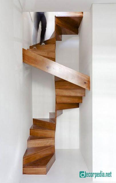 Best Modern Spiral Staircase Designs Wooden Spiral Staircase 400 x 300