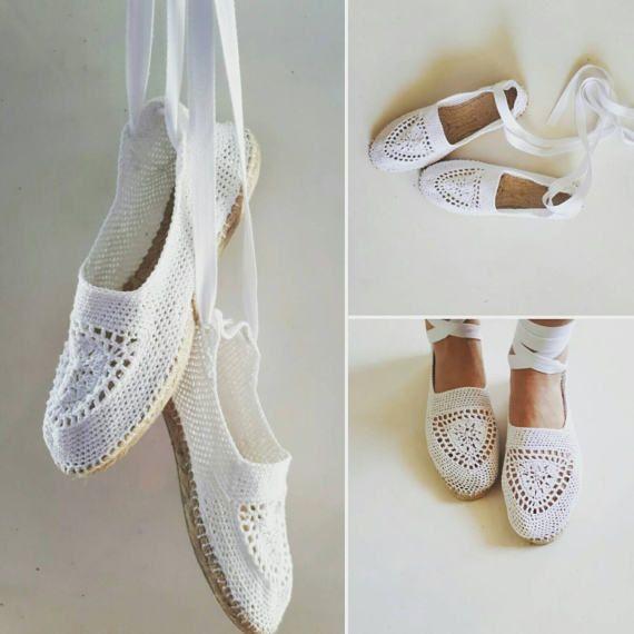18 best Makabaka crochet shoes and espadrilles images on Pinterest ...