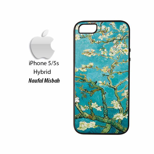 Van Gogh Almond Blossom iPhone 5/5s HYBRID Case Cover