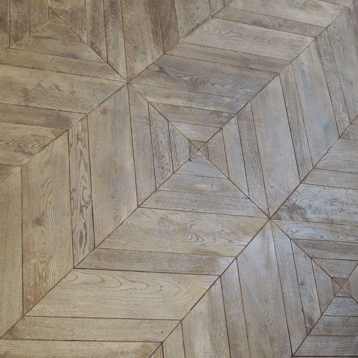 This elegant reclaimed french oak parquet is available at Tabarka Home in Scottsdale, Arizona tabarkastudio.com