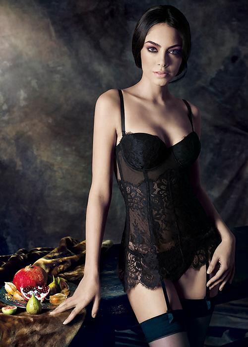 #lingerie #black #Parah