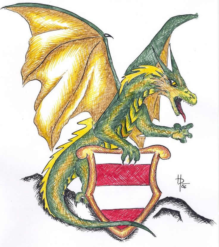 Dragon Heraldry: 17 Best Images About Heraldry On Pinterest