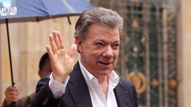 Komitee ehrt Juan Manuel Santos: Kolumbiens Präsidenten erhält Friedensnobelpreis