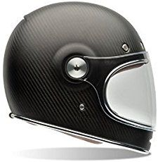 2 words come to mind when I think of carbon fiber motorcycle helmets: Lightweight and awesome. Why aren't there more of these sexy helmet designs available?