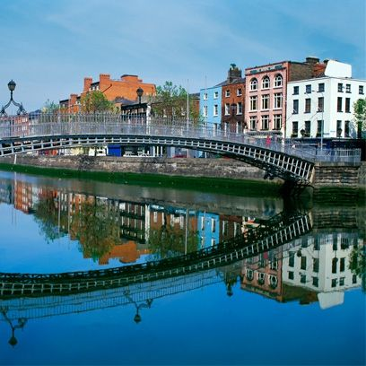 Dublin: A weekend break in Ireland for art, culture and shopping. Travel inspiration www.redonline.co.uk