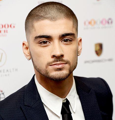 Zayn Malik attends The Asian Awards 2015 at The Grosvenor House Hotel on April 17.