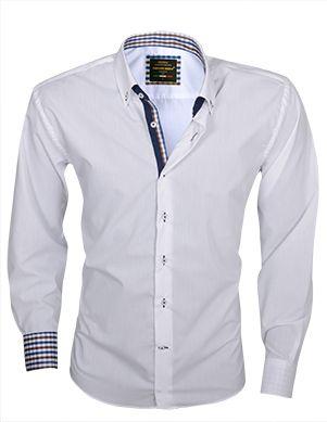 Arya Boy trendy Italiaanse overhemden voor heren.