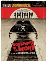 Boulevard de la mort - un film Grindhouse 2007 - tarantino