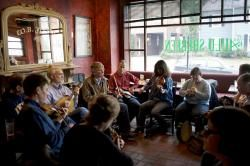 Auld Shebeen Irish Pub - Fairfax  - traditional Irish music Fri and Sat nights